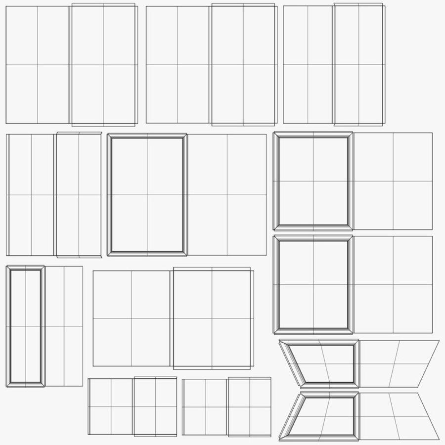 内阁 royalty-free 3d model - Preview no. 23