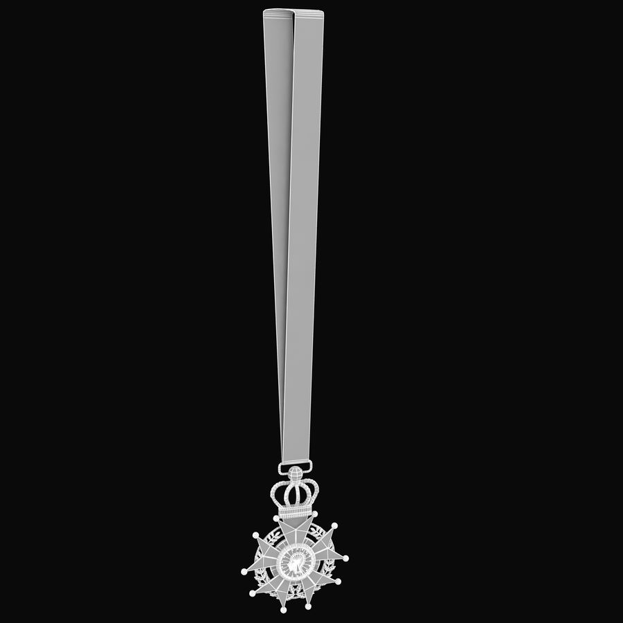Medal Of Honor royalty-free 3d model - Preview no. 13