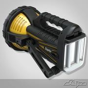 聚光灯RWL10 3d model