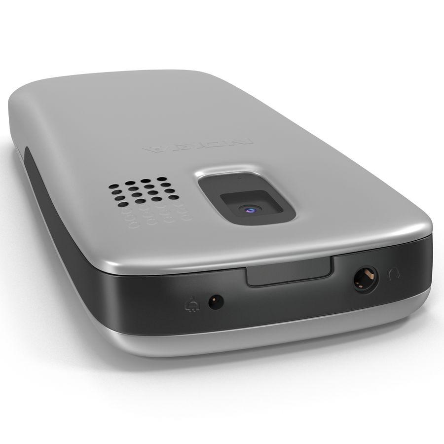Nokia 112 Gray royalty-free 3d model - Preview no. 15