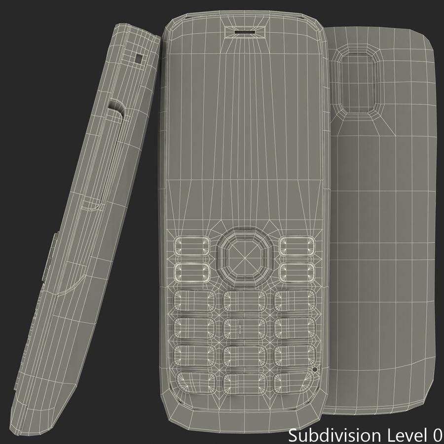 Nokia 112 Gray royalty-free 3d model - Preview no. 18