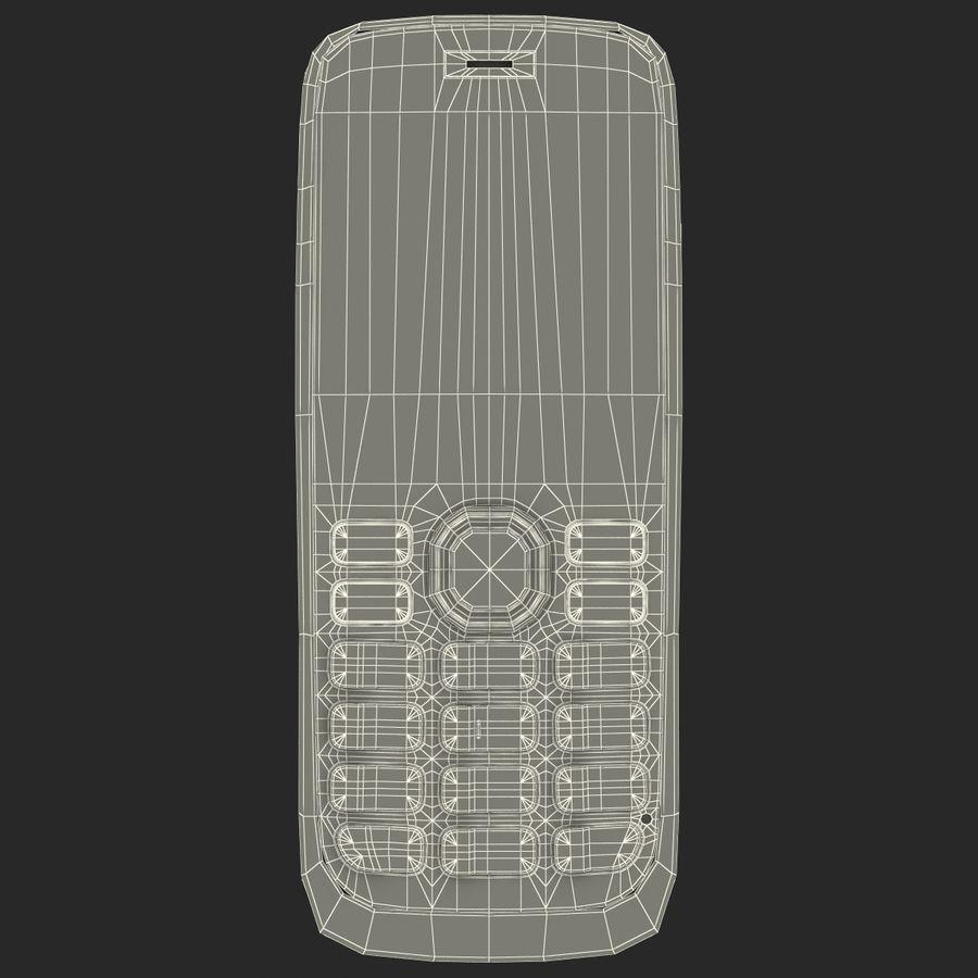 Nokia 112 Gray royalty-free 3d model - Preview no. 11