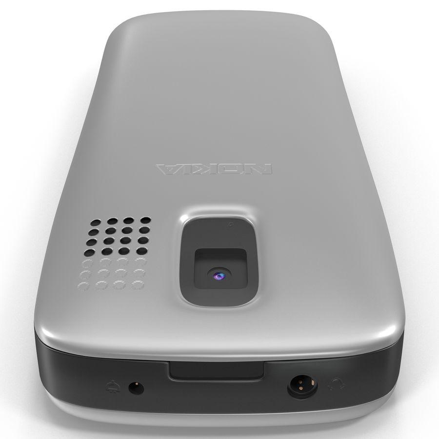 Nokia 112 Gray royalty-free 3d model - Preview no. 8