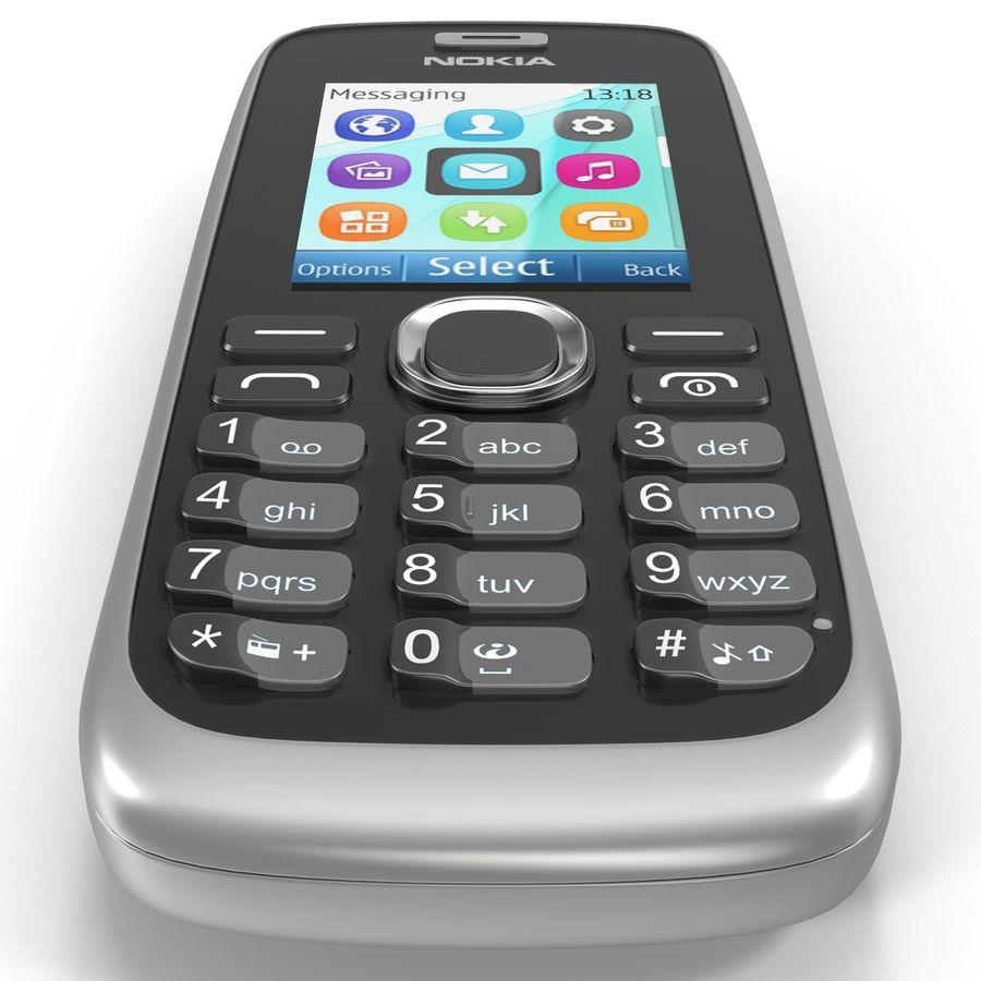 Nokia 112 Gray royalty-free 3d model - Preview no. 7