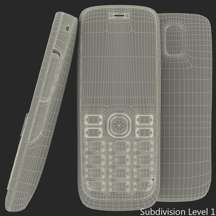 Nokia 112 Gray royalty-free 3d model - Preview no. 20