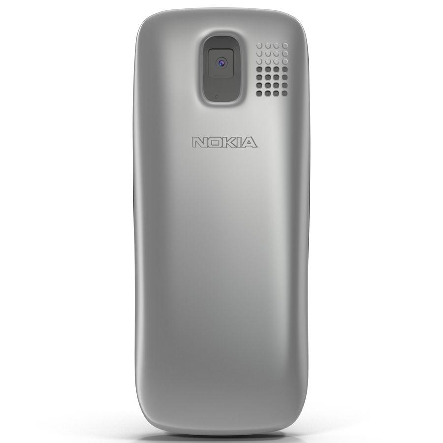 Nokia 112 Gray royalty-free 3d model - Preview no. 5