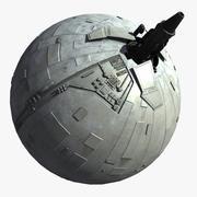 İyon Topu 3d model