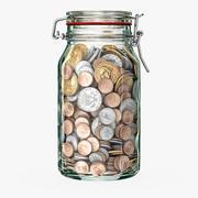 Geld Jar 3d model