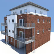 4_ 스토리 빌딩 _3D_model 3d model