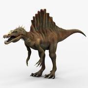 Спинозавр 2 3d model