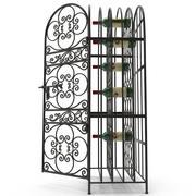 Wine Cage 3d model
