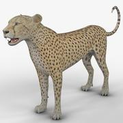 猎豹2 3d model
