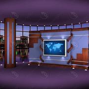 Virtual Set 15 3d model