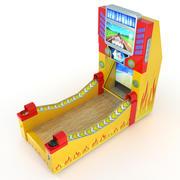 保龄球兑换游戏机 3d model