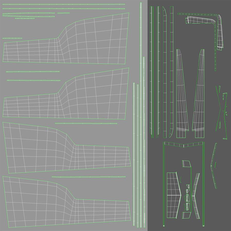Alienware Aurora Desktop Computer royalty-free 3d model - Preview no. 32