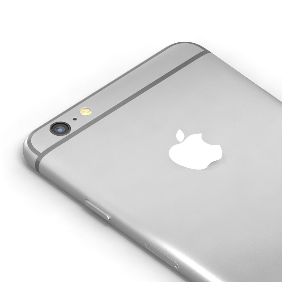 Iphone 6 Tutti royalty-free 3d model - Preview no. 27