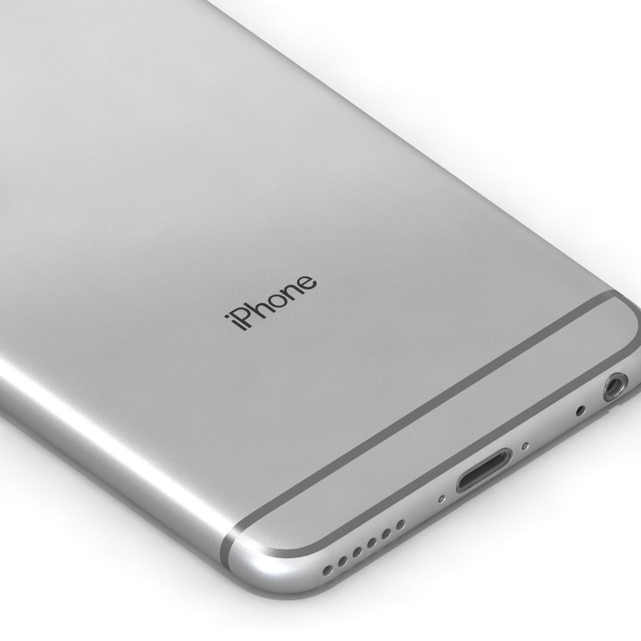 Iphone 6 Tutti royalty-free 3d model - Preview no. 29