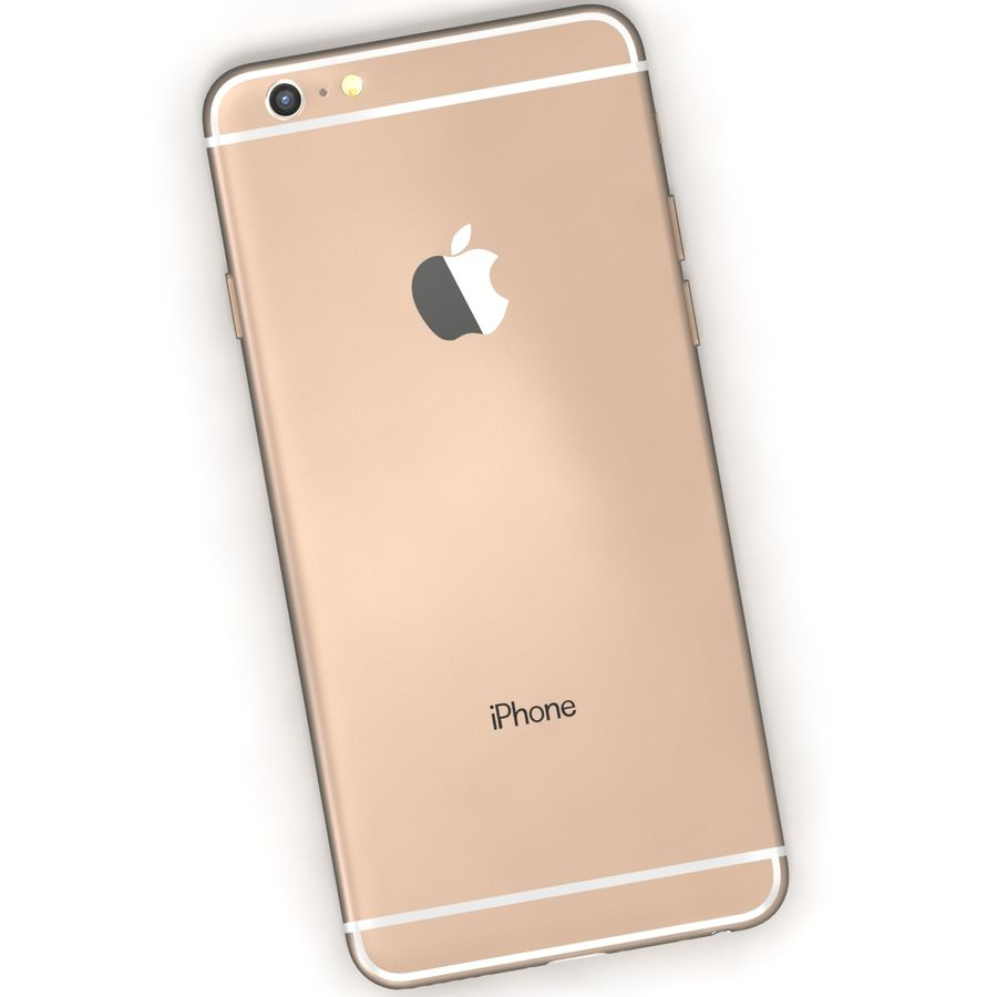 Iphone 6 Tutti royalty-free 3d model - Preview no. 17