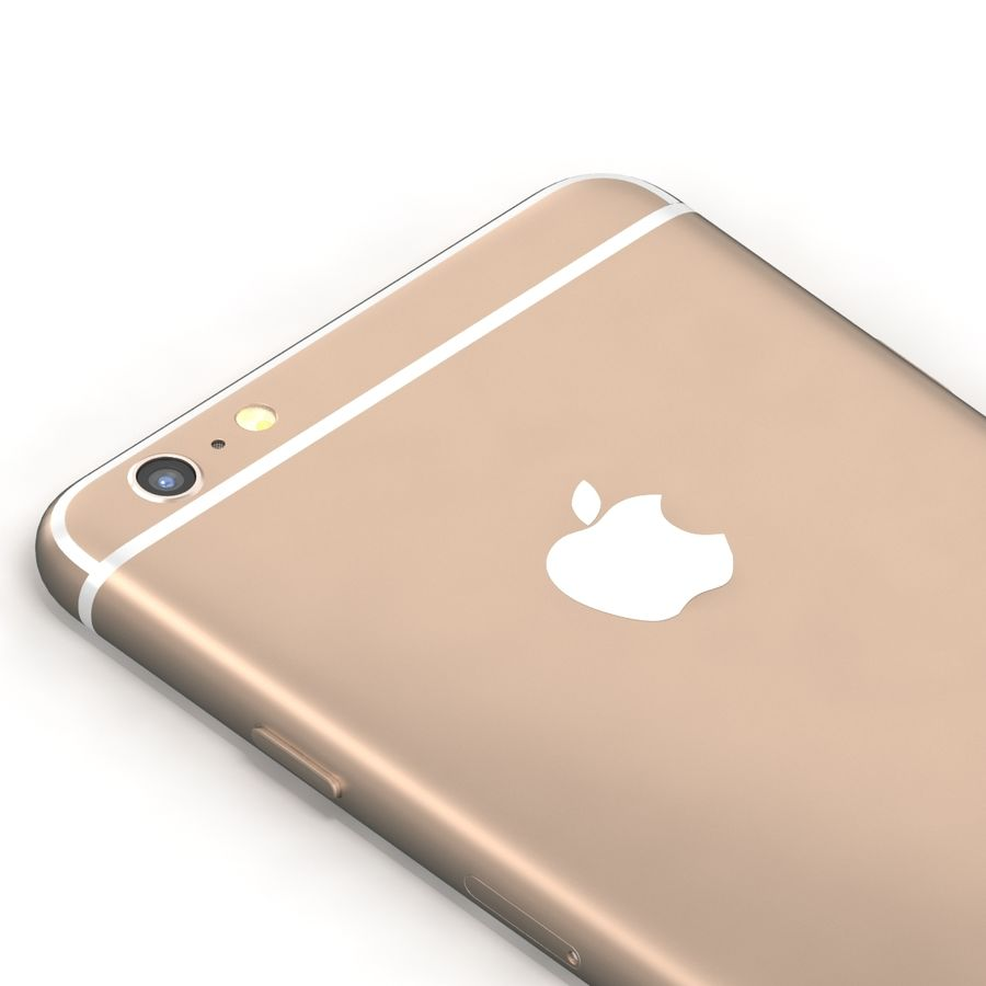 Iphone 6 Tutti royalty-free 3d model - Preview no. 19
