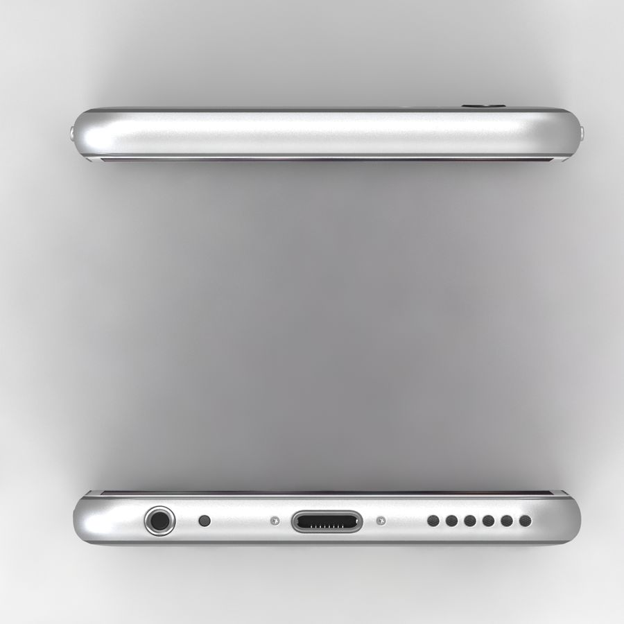 Iphone 6 Tutti royalty-free 3d model - Preview no. 23