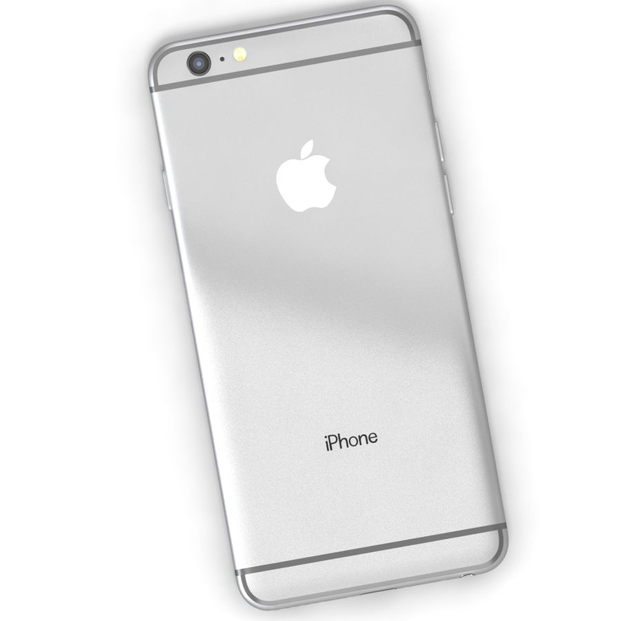 Iphone 6 Tutti royalty-free 3d model - Preview no. 25