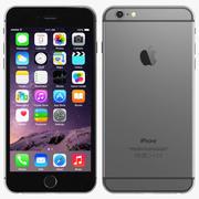 Apple iPhone 6 Plus Space Grey 3d model