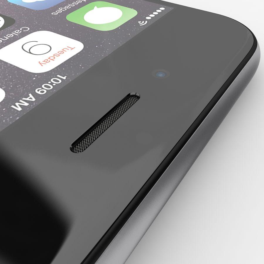 Айфон 6 royalty-free 3d model - Preview no. 16