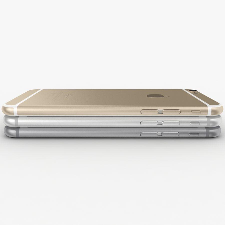 Айфон 6 royalty-free 3d model - Preview no. 18