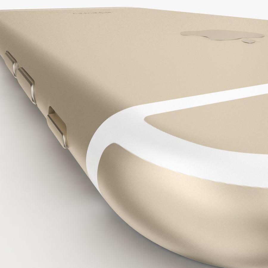 Айфон 6 royalty-free 3d model - Preview no. 14