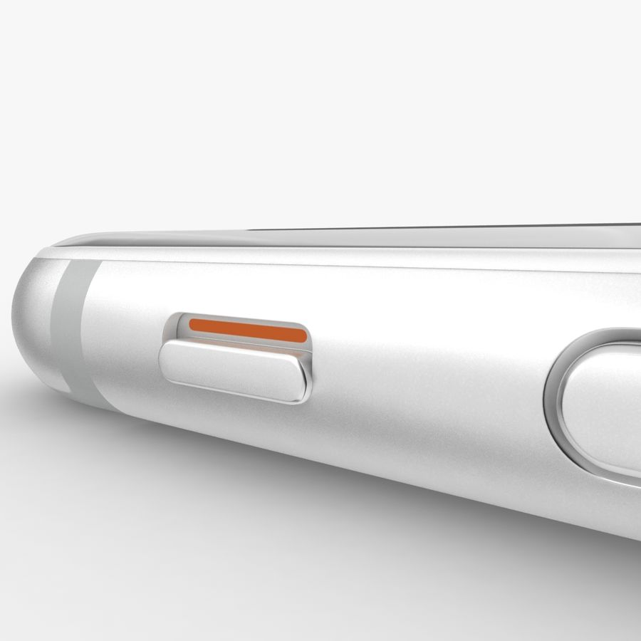 Айфон 6 royalty-free 3d model - Preview no. 8