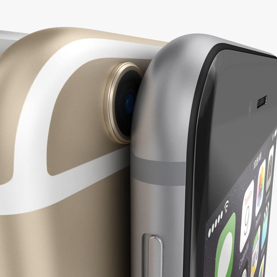 Айфон 6 royalty-free 3d model - Preview no. 24