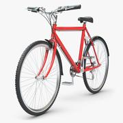 Bicycle 4 3d model