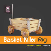 Basket Killer 3d model