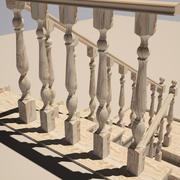 楼梯3 3d model