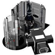 Meditation Chamber (for Poser) 3d model
