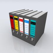 Folder z plikami 3d model