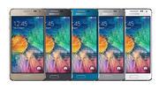 Samsung Galaxy Alpha Alle kleuren 3d model