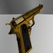 Colt 1911 .45 ACP 3d model