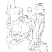 carburateur 3d model