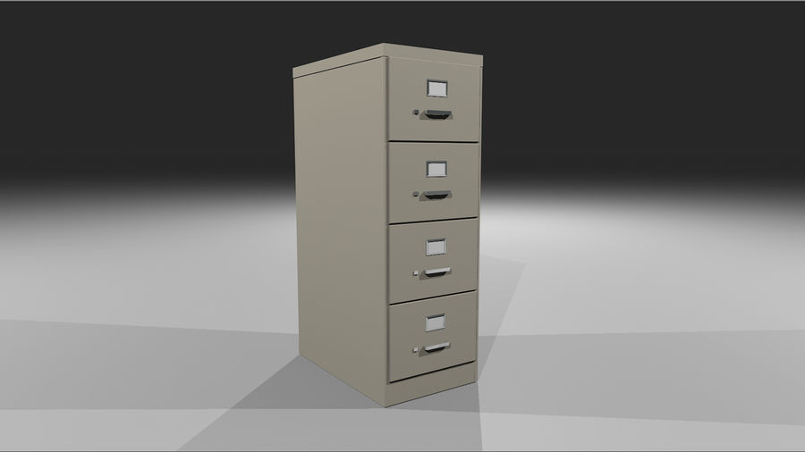 Mega Office Collection! royalty-free 3d model - Preview no. 41