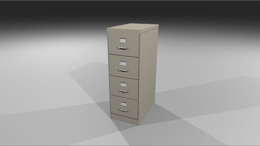Collezione Mega Office! royalty-free 3d model - Preview no. 43