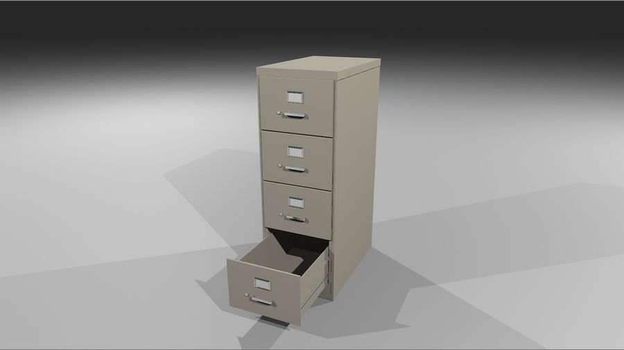 Collezione Mega Office! royalty-free 3d model - Preview no. 44