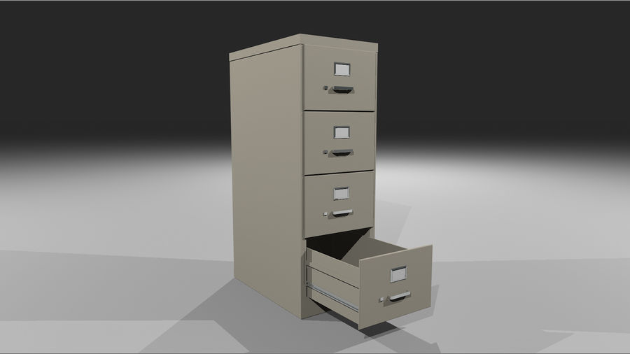 Collezione Mega Office! royalty-free 3d model - Preview no. 42