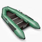 Burza łodzi STK 3d model