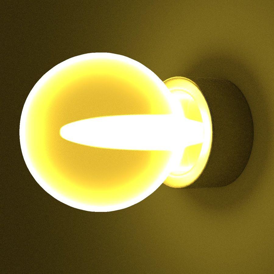 Лампа в royalty-free 3d model - Preview no. 6