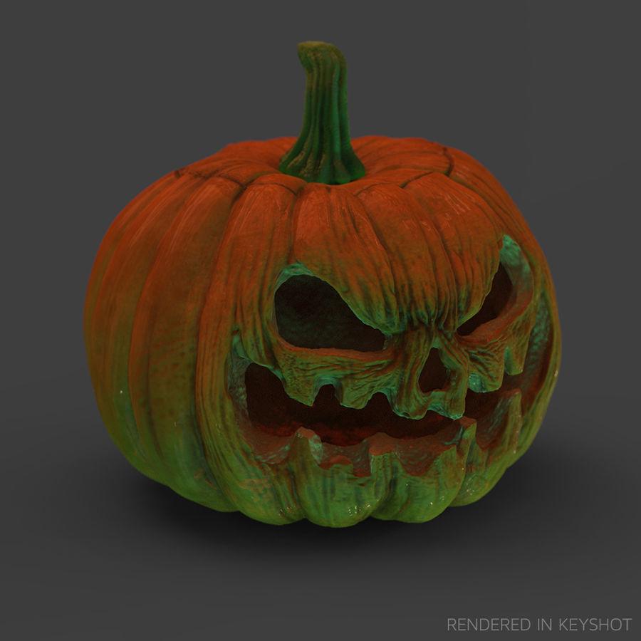 Model Citrouille D Halloween.Citrouille D Halloween Realiste Modele 3d 49 Fbx Obj Ma Unknown Free3d