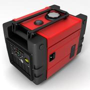 Портативный генератор V1 3d model