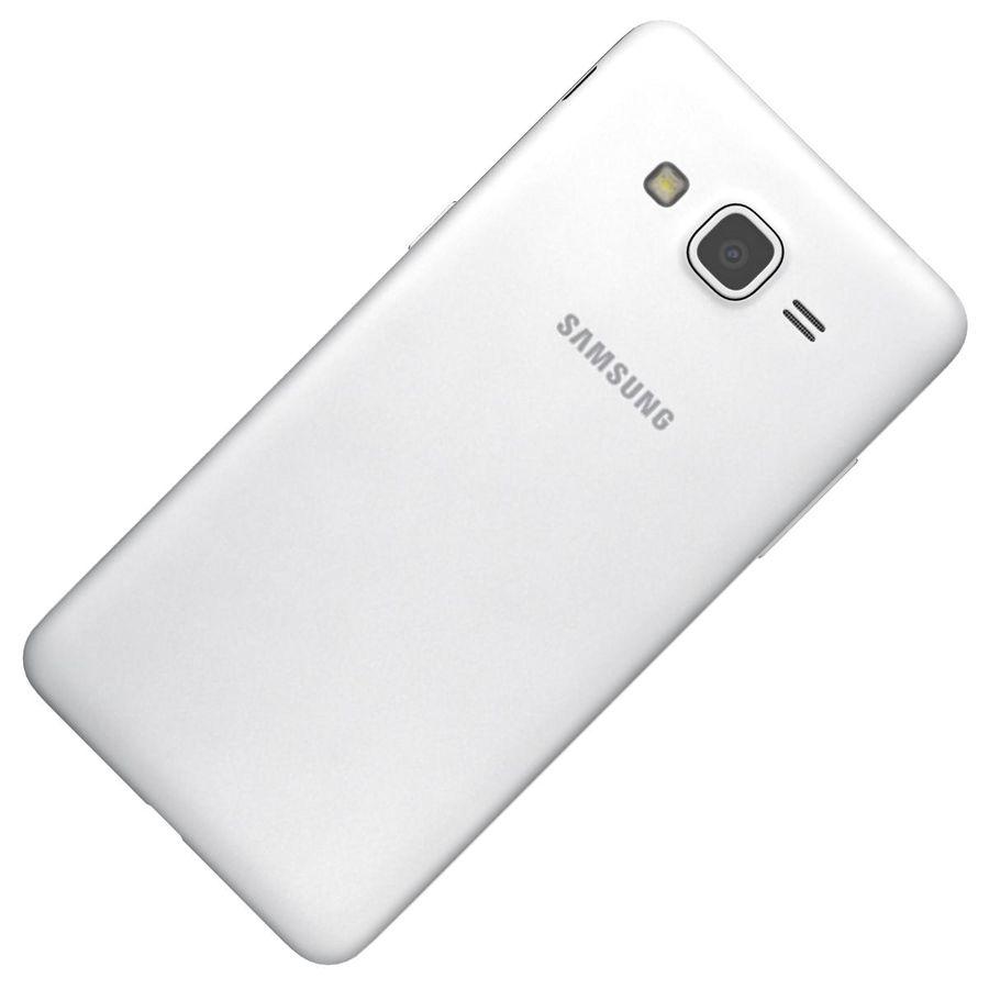 三星Galaxy Grand Prime royalty-free 3d model - Preview no. 19