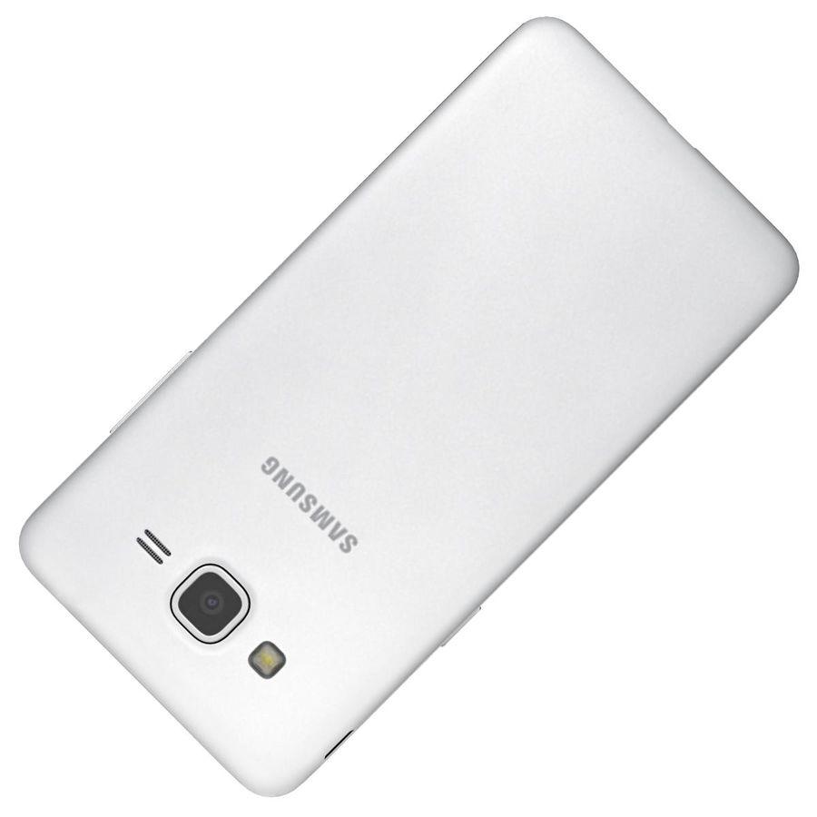 三星Galaxy Grand Prime royalty-free 3d model - Preview no. 21