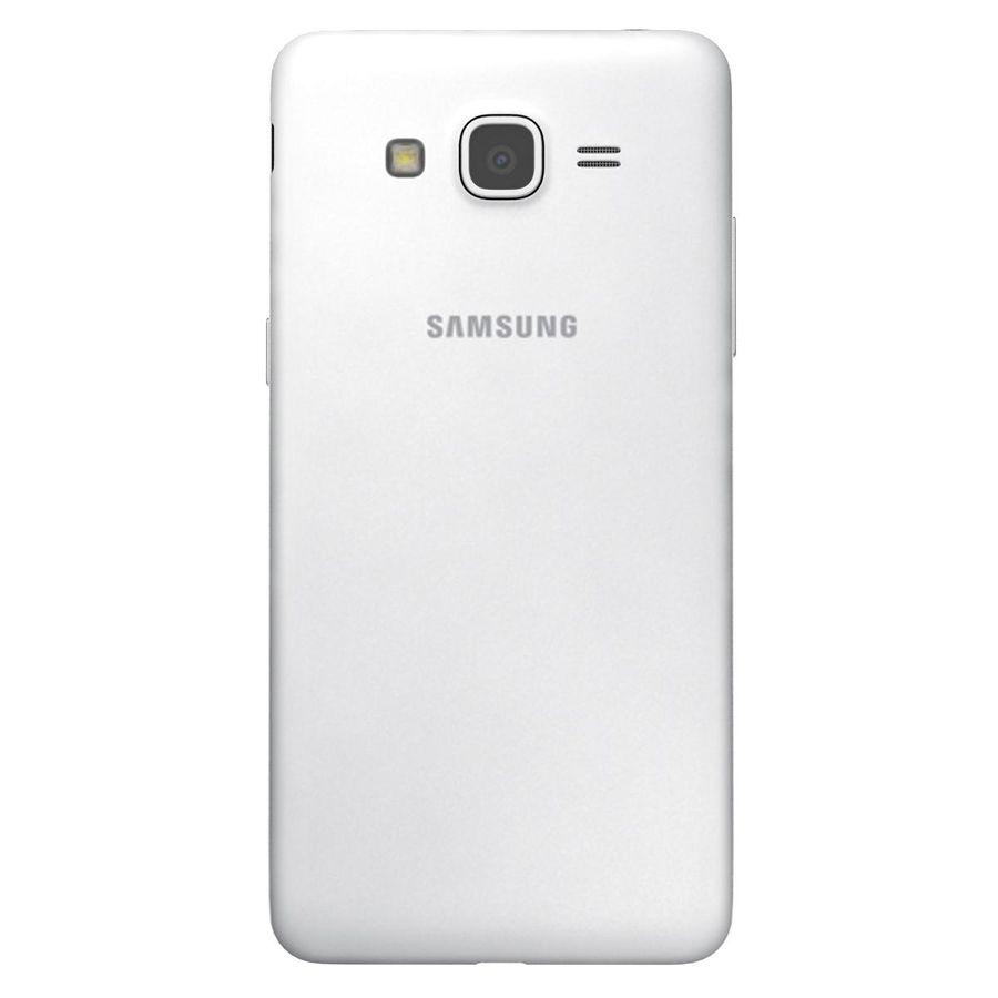 三星Galaxy Grand Prime royalty-free 3d model - Preview no. 7